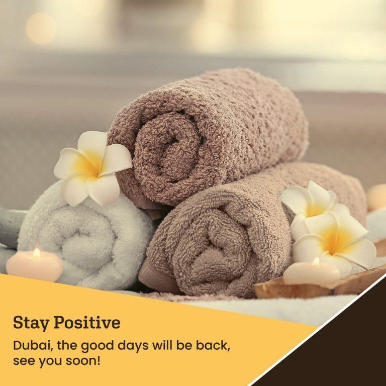 Relax in Dubai with European Massage