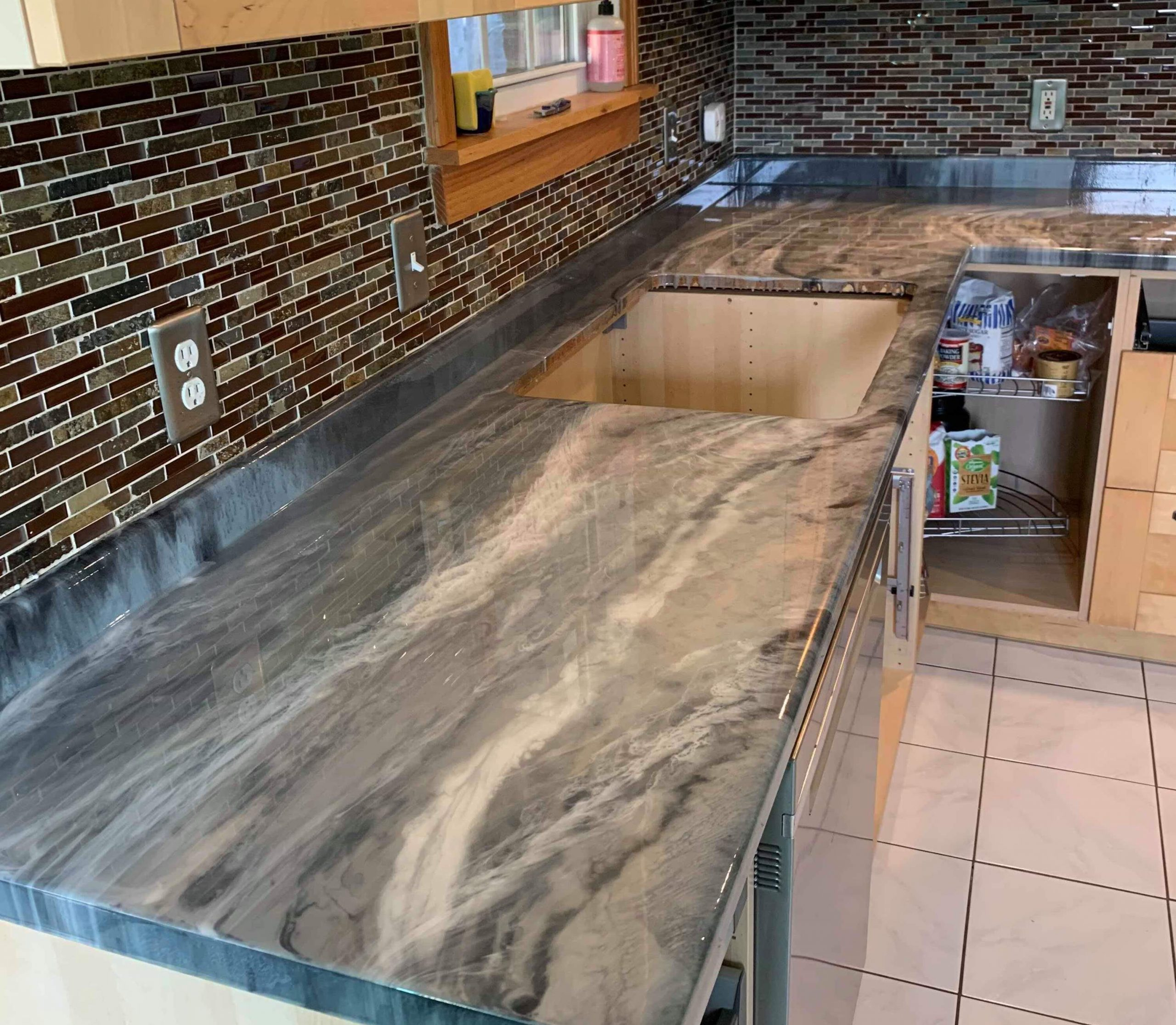 A Detailed Guide of Epoxy Countertops