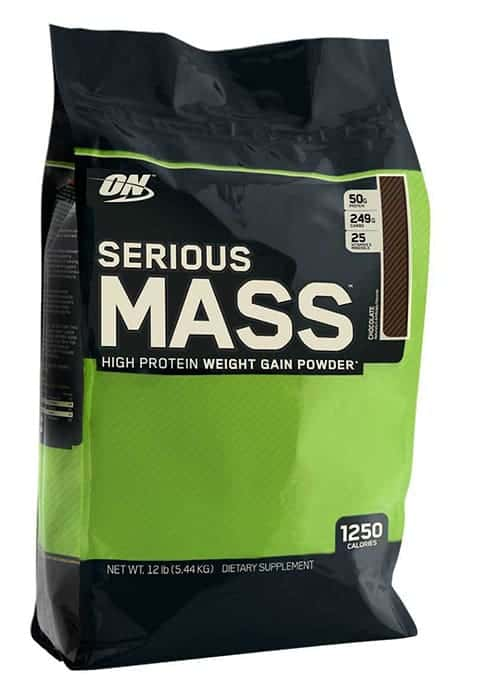 How is Optimum nutrition serious mass essential for your body?