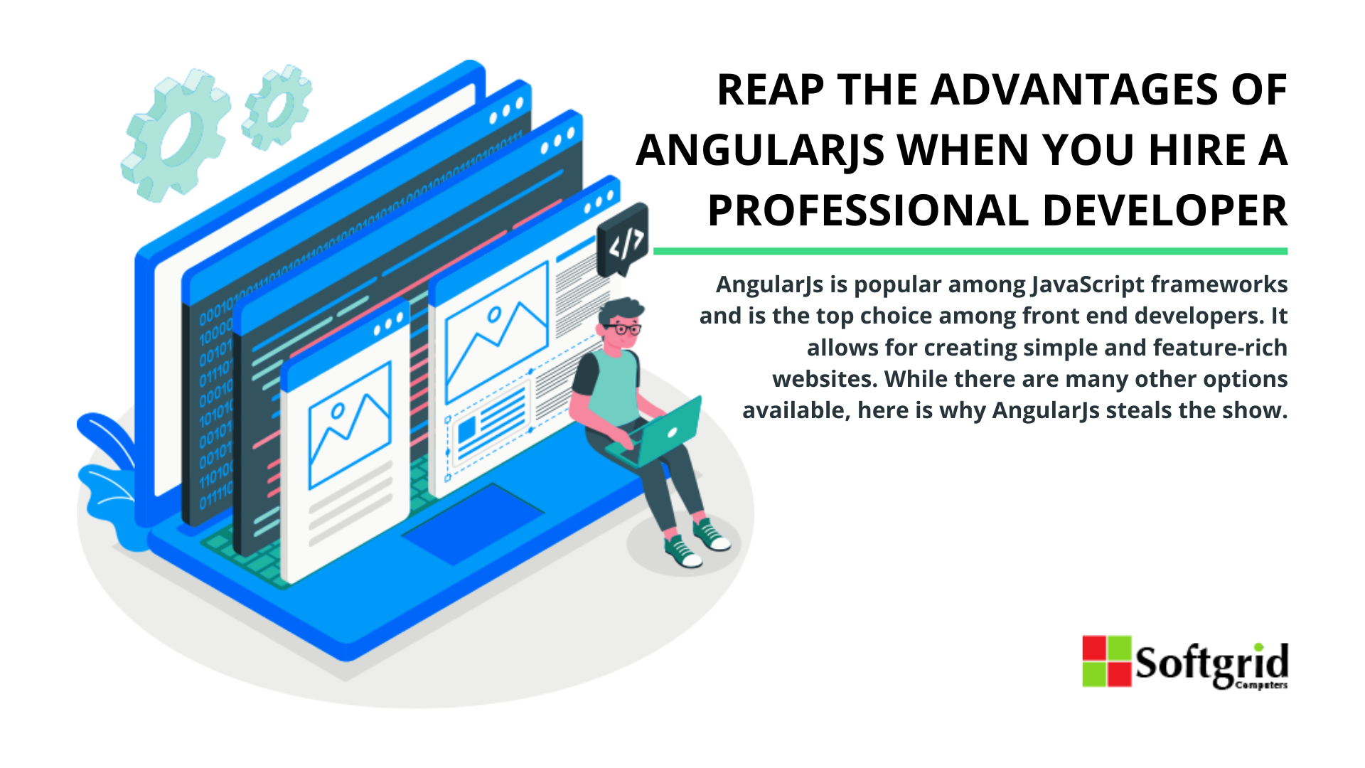 Reap The Advantages Of Angularjs When You Hire A Professional Developer