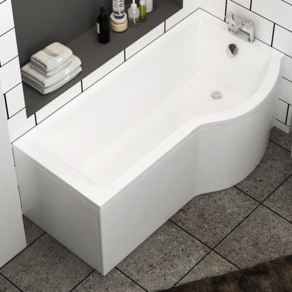 Why You Should Choose a P Shaped Bath?