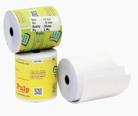 BPA Free Thermal Paper Directly from Top Manufacturer