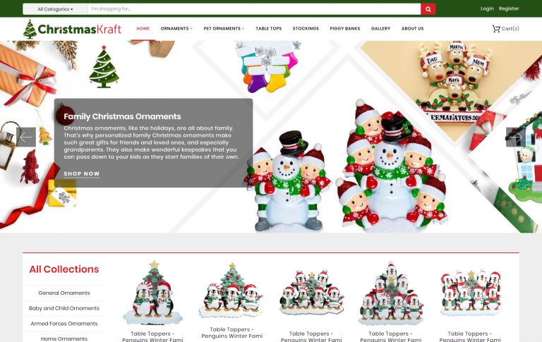 Ecommerce Website Development Services by Twin Leo