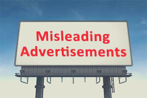 How to file a Complaint of Misleading Advertisements