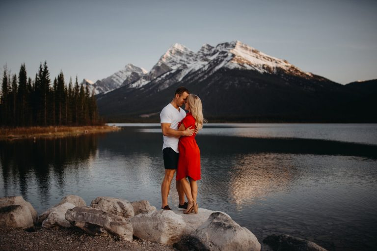 Why You Need a Professional for Rocky Mountains Photography on the Engagement Day