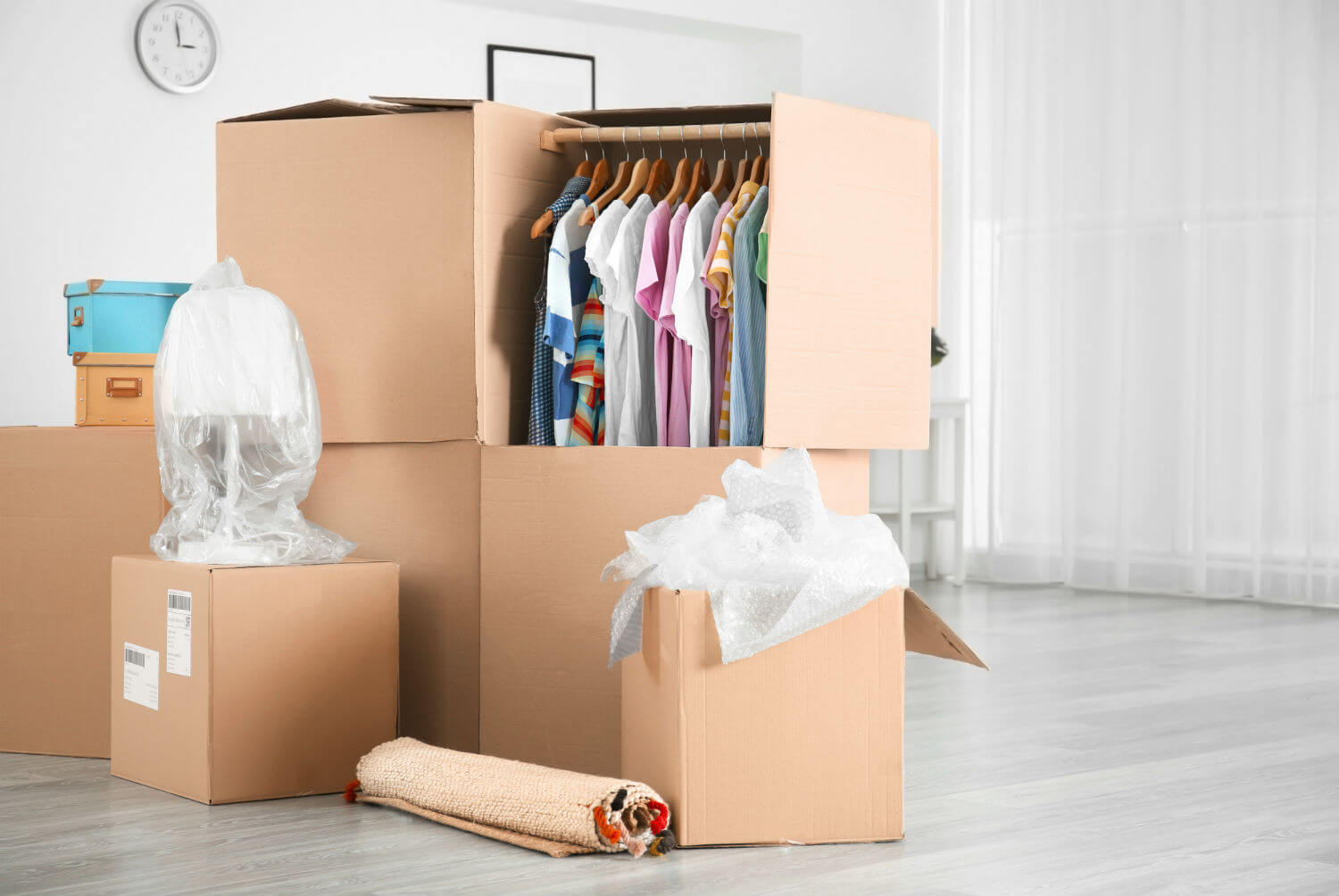 New York City Moving Company – How Items are Packed & Moved Safely
