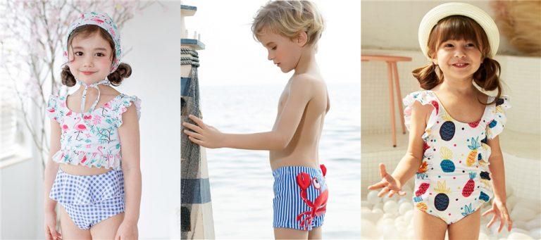 4 Tips of Buy Wholesale Kids Swimwear