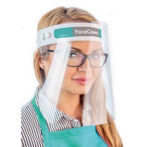 Visier Gesichtsschutz – Unverzichtbar bei COVID-19-Pandemie