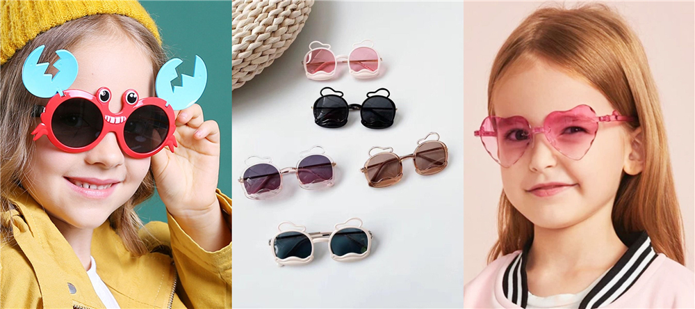 Precautions for buying wholesale kids glasses in summer