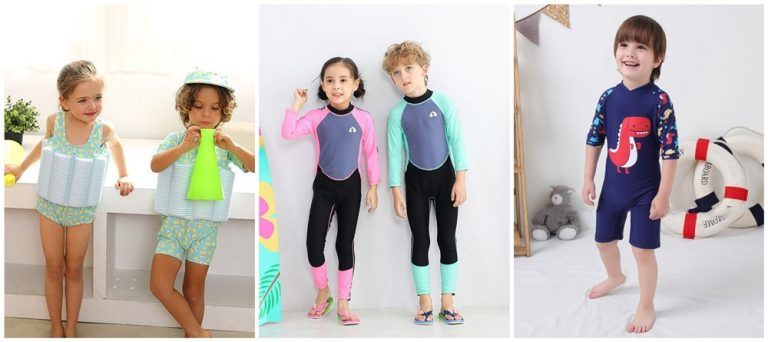 Kids Swimwear: 4 Shopping Steps and Precautions