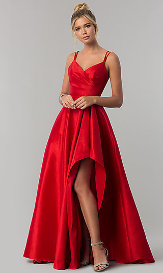 Red Prom Dresses are Easy to Wear – Know How it's Perfectly Done