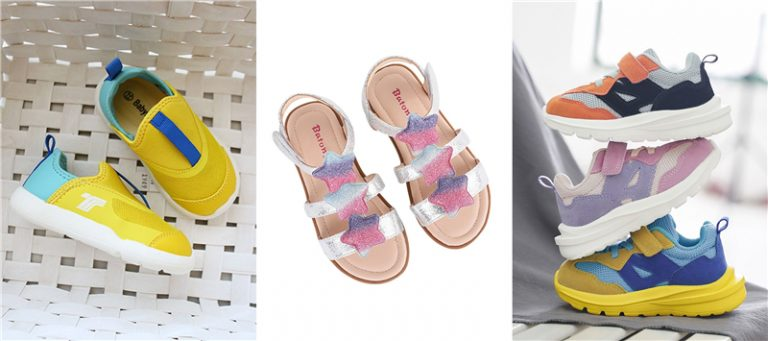 Guide to buying wholesale kids shoes