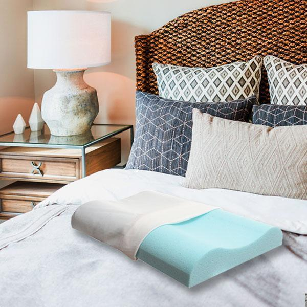 Use Cervical Memory Foam Pillow for a Good Night Sleep