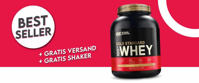 Buy Optimum Nutrition Gold whey from Protein Store