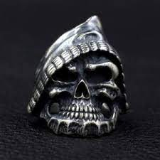 Sterling Silver Gothic Rings – Place Your Order at VVV Jewelry