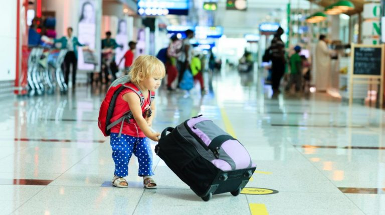 Traveling With Children On A Budget