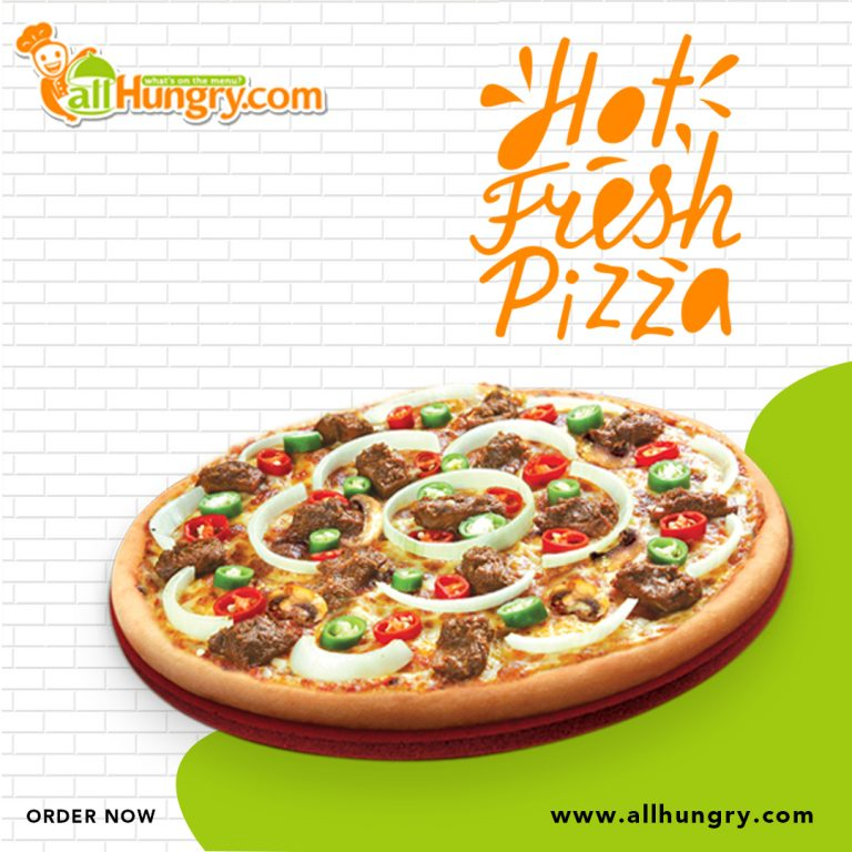 Explore the best Bridgeport pizza place only at allHungy.