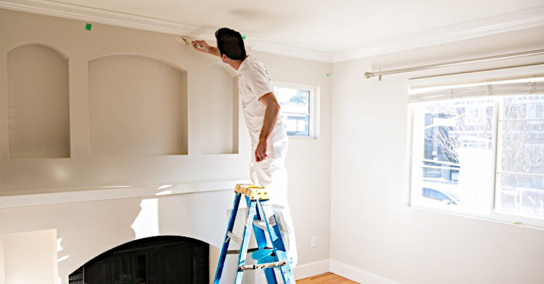 How To Prepare Your Home For A Professional Interior Painting Job?