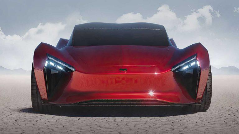 Super Futuristic Car Maker in India