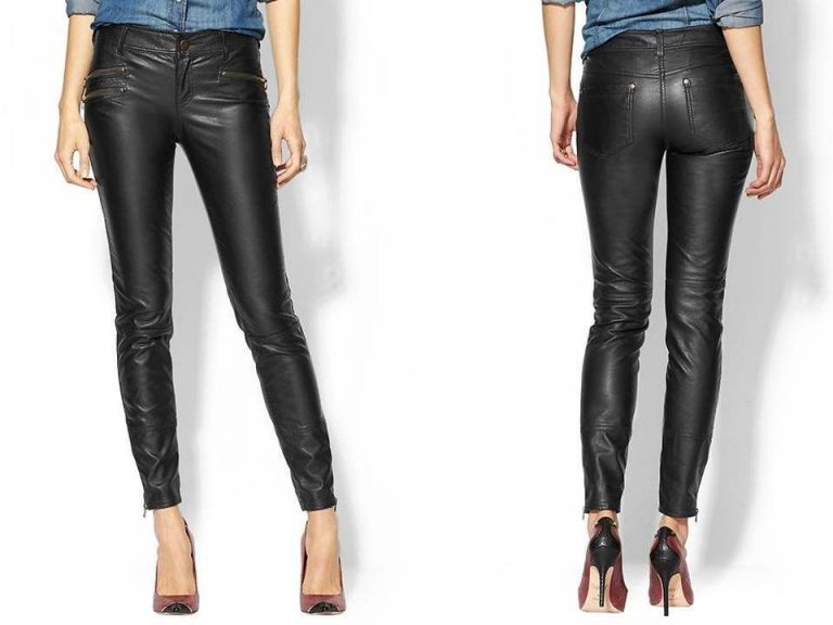 Tips to Keep in Mind When Wearing Leather Pants
