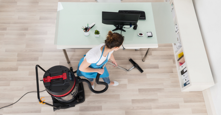 Four Key Benefits Of Hiring Professional Cleaning Services