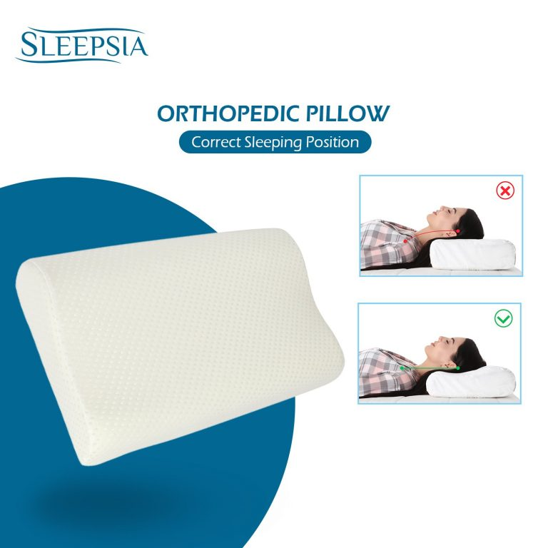 What Pillow do Doctors Recommend for Neck Pain?